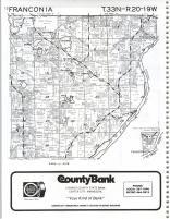 Map Image 004, Chisago County 1982